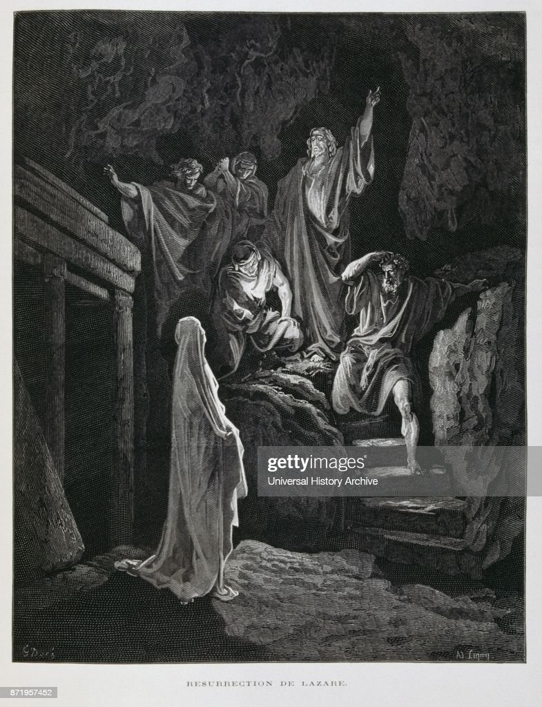 Engraving by Gustave Dor_