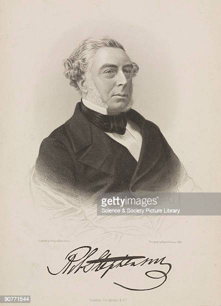 Engraving by Henry Adlard after a photograph by Mayer Pearson c 1850s Robert Stephenson was an engineer and the son of George Stephenson whom he...