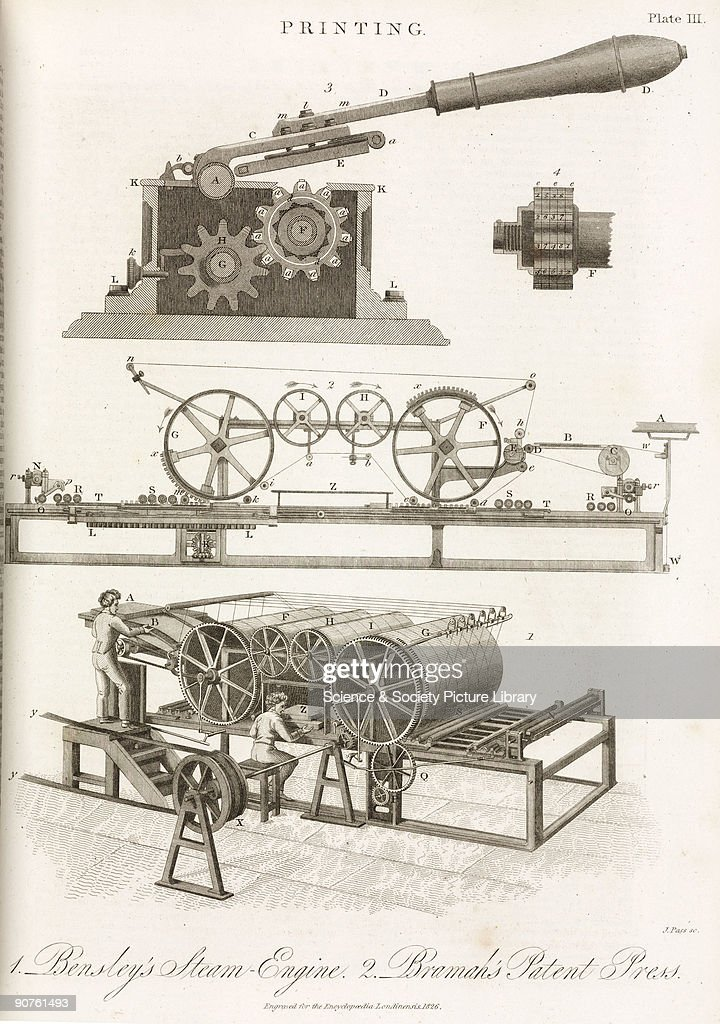 The news presses rolled for the first time on 28 November 1814 when The Times in London was first printed on automatic steam presses, ushering in the era of the mass market newspaper
