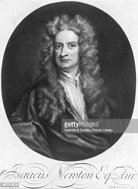 Engraving by J Smith after the painting by Sir Godfrey Kneller Isaac Newton graduated from Trinity College Cambridge in 1665 becoming Lucasian...