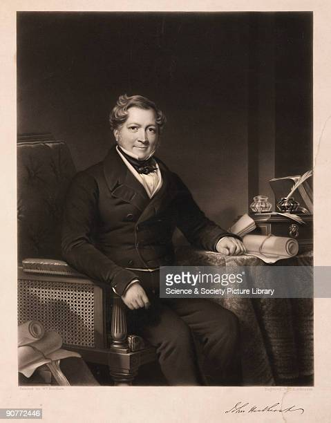 Engraving by T L Atkinson after a portrait by William Beetham John Heathcoat was a pioneer of lacemaking machinery He invented the horizontal pillow...