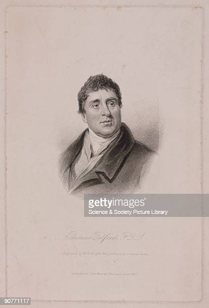 Engraving by William Holl after a portrait by Samuel Lane c 1810 Thomas Telford was responsible for some of the finest feats of civil engineering in...