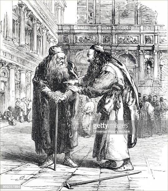 sympathising with shylock the merchant The merchant of venice was written by william shakespeare in 1589-1595it was set in venice some main characters were:• bassanio • portia • nerissa i think the movie is good shylock was given 6000 ducats not 3000 ducats i think its silly he did not take it so there fore i do not sympathise with him.