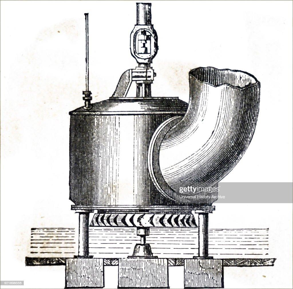 Donkin's turbine. : News Photo