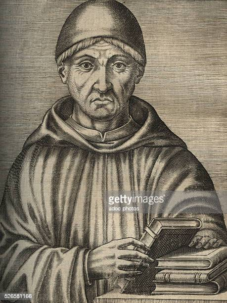 Nicholas of Lyra French theologian and Franciscan teacher born in La VieilleLyre