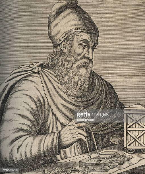 Archimedes of Syracuse Greek mathematician physicist engineer inventor and astronomer