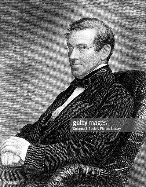 Engraving of Sir Charles Wheatstone a pioneer of electric telegraphy In 1837 together with William Fothergill Cooke he patented the fiveneedle...