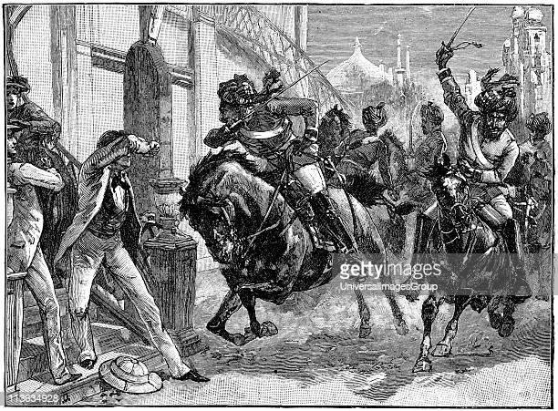 463点の1857年のインド大反乱のストックフォト - Getty Images
