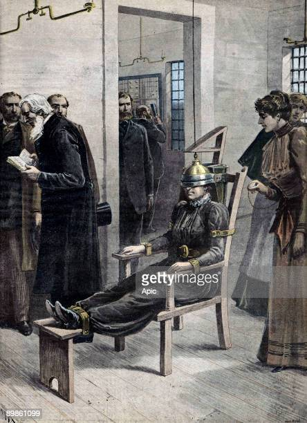789 Electric Chair Photos And Premium High Res Pictures Getty Images