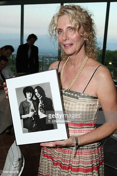 Enid Karl at Donovan Leitch's 40th Birthday Party hosted by Hpnotiq held at The Muholland Tennis Club on August 16 2007 in Los Angeles CA