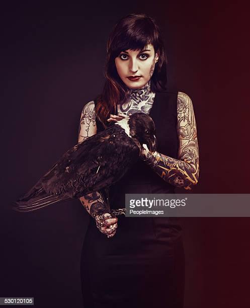 Enigmatic Temptress