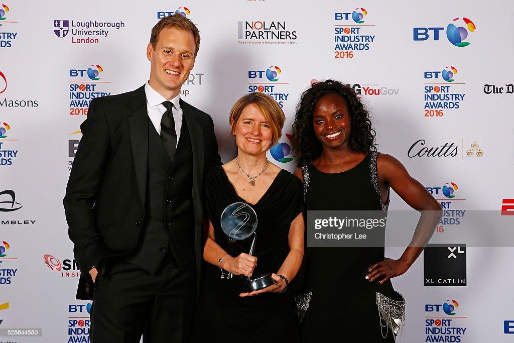 BT Sport Industry Awards 2016