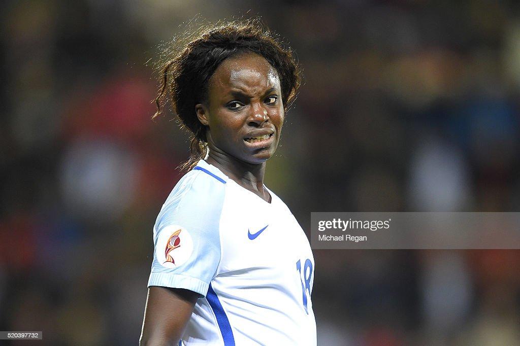 England v Belgium: UEFA Women's European Championship Qualifiers : News Photo