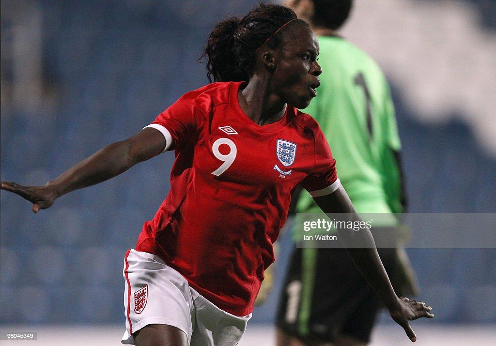 England v Austria - Womens World Cup Qualifier
