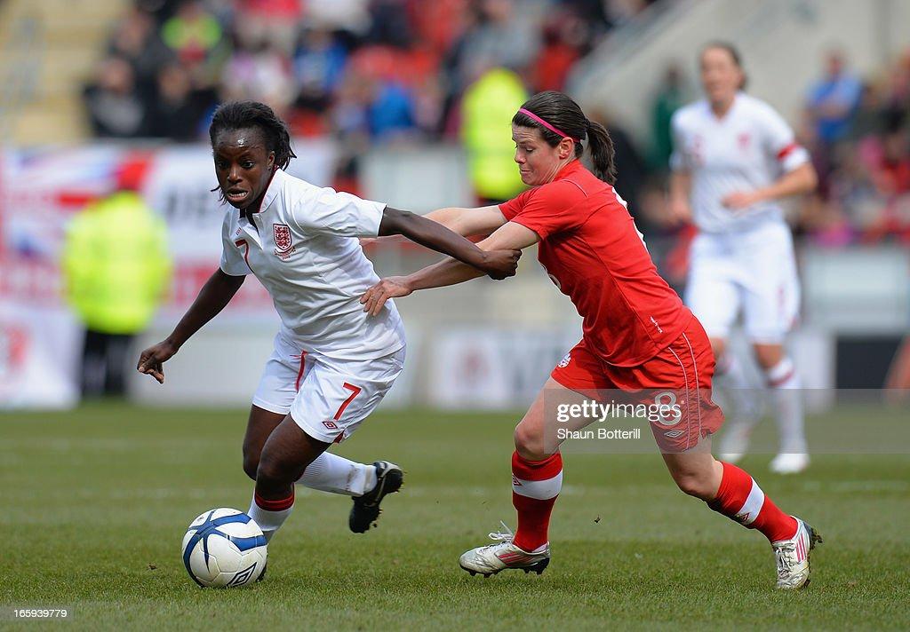 England Women v Canada Women - Women's International Match
