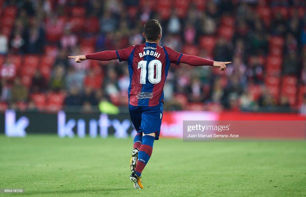 Athletic Club v Levante - La Liga : News Photo