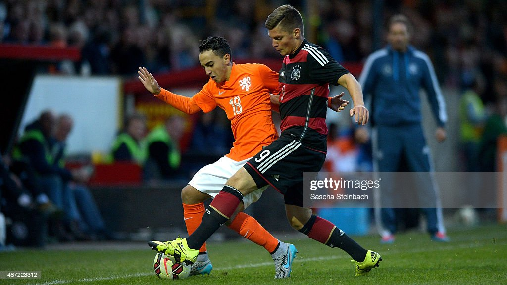 U19 Netherlands v U19 Germany - International Friendly