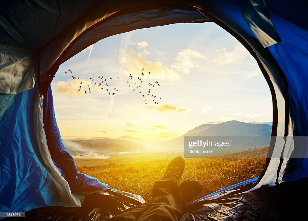 enjoy my adventure : Stock Photo