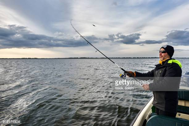 enjoy my leisure time - fishing industry stock pictures, royalty-free photos & images