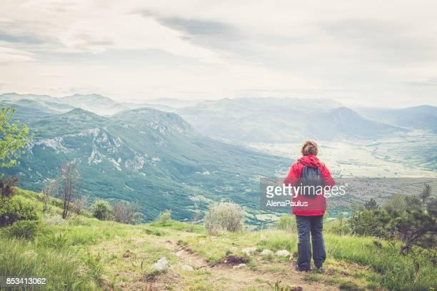Enjoy the amazing landscape