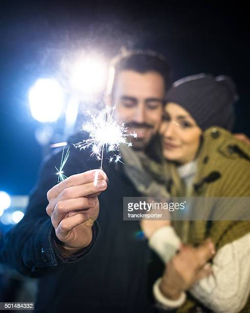 Enjoy the new year's eve party