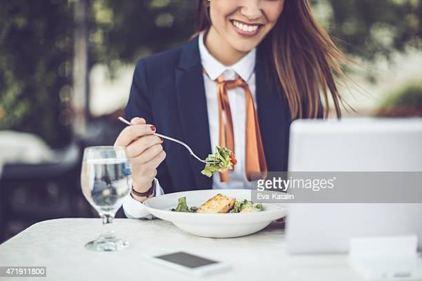 Disfrute de su comida.
