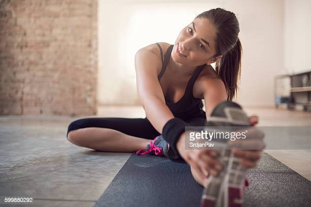 Enjoyable workout