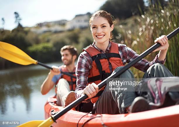 Genießen Sie eine Tour auf dem Fluss