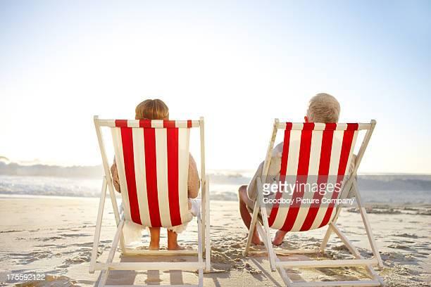 Genießen Sie einen entspannten Tag am Strand