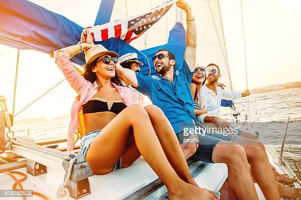 Profitez d'une sortie en Yacht