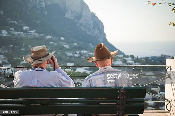 Enjoying Capri