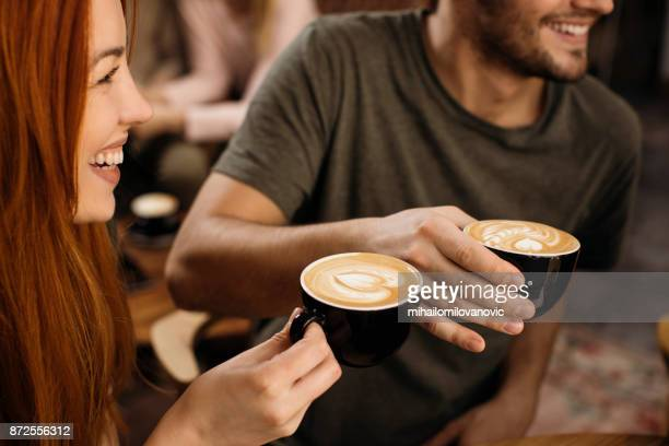 enjoying coffee - coffee stock pictures, royalty-free photos & images