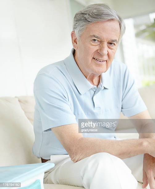 enjoying his senior years - 65 69 years stock pictures, royalty-free photos & images