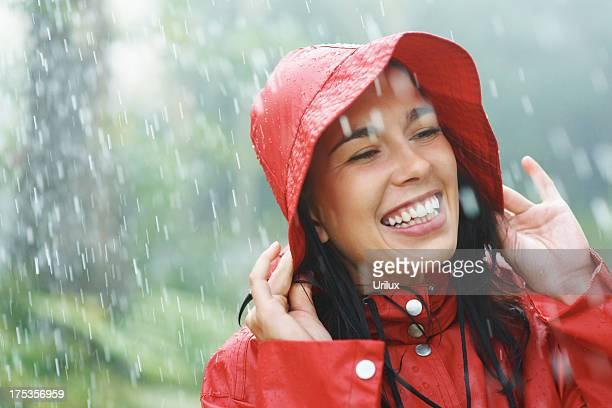 Disfruta de lluvia