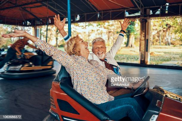 enjoying retirement - young at heart stock pictures, royalty-free photos & images