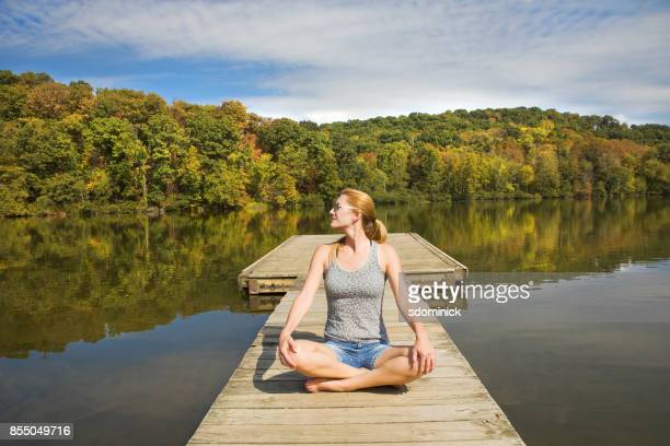 enjoying the last days of summer - hot women on boats stock pictures, royalty-free photos & images