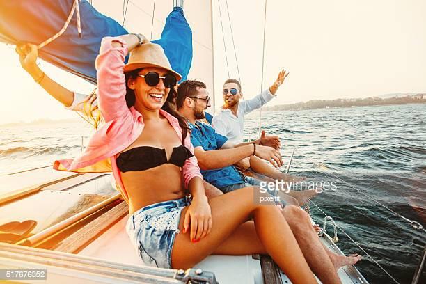 Desfrutar do mar viagem