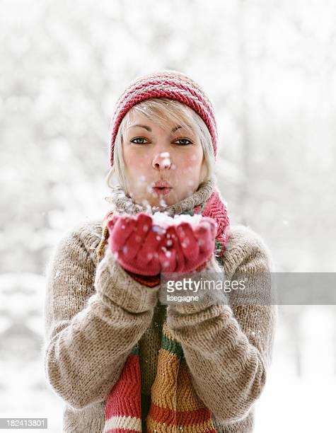 Genießen Sie den winter