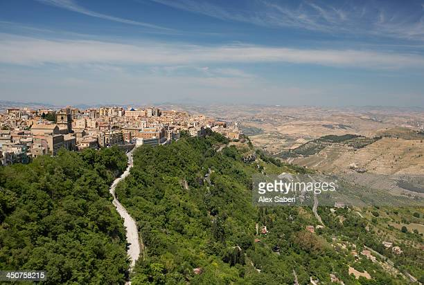 enna , sicily , italy - alex saberi stock pictures, royalty-free photos & images