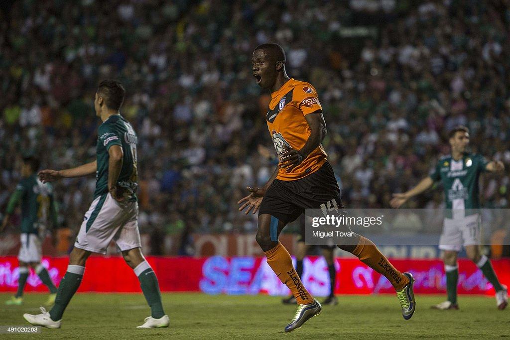 Leon v Pachuca - Clausura 2014 Liga MX
