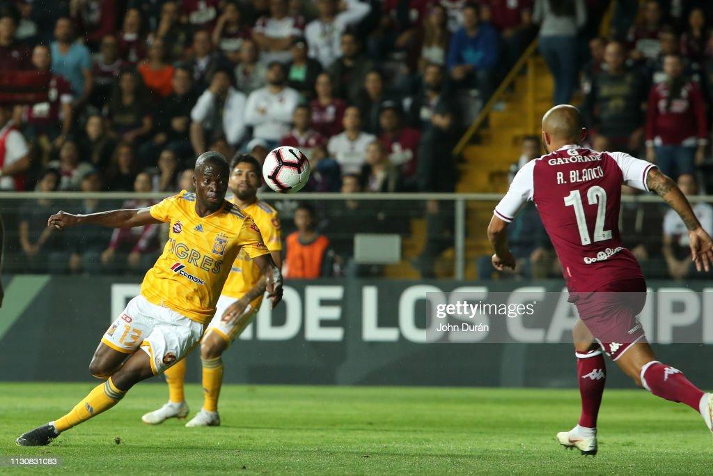 CRI: Deportivo Saprissa v Tigres UANL - CONCACAF Champions League 2019