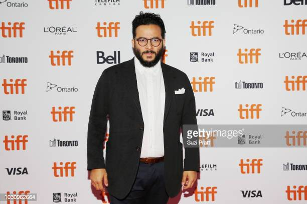 Ennis Esmer attends the 'Clara' premiere during 2018 Toronto International Film Festival at Ryerson Theatre on September 10 2018 in Toronto Canada