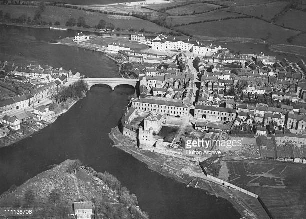 Enniskillen County Fermanagh Northern Ireland circa 1960