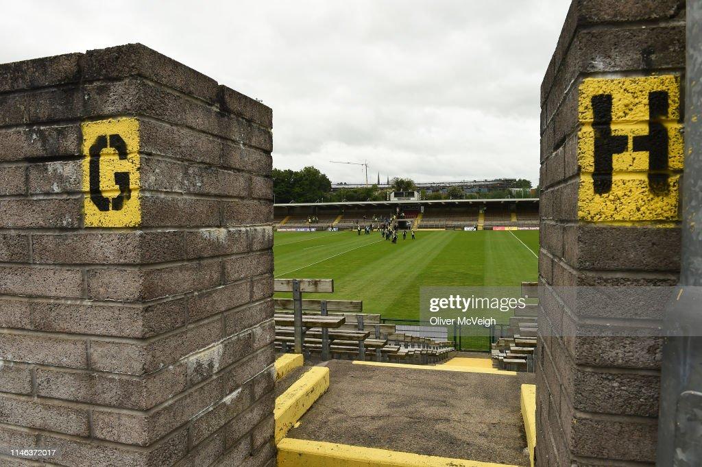 GBR: Fermanagh v Donegal - Ulster GAA Football Senior Championship Quarter-Final