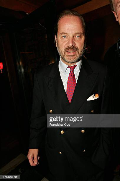 Baron Enno Von Ruffin Pictures And Photos Getty Images