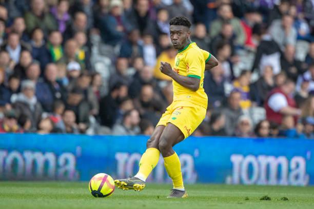 Toulouse FC V Nantes