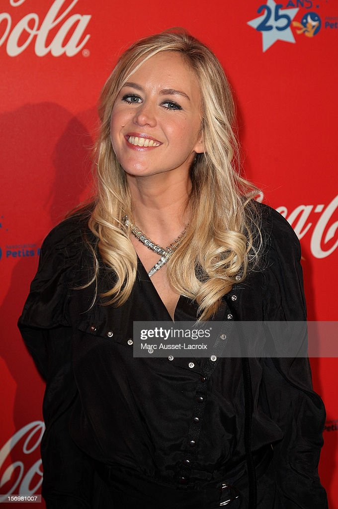 Coca Cola Christmas Windows  Inauguration - Photocall : News Photo