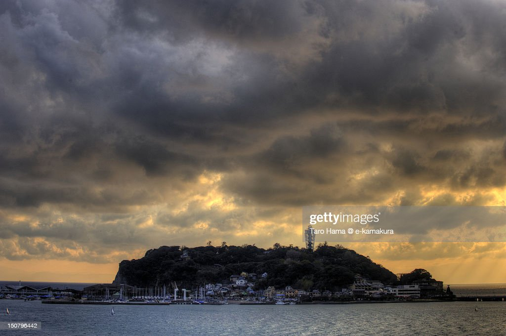 Enoshima island : Stock Photo