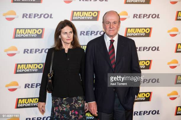 Enric Lacalle attends the photocall of the 70th Mundo Deportivo Gala on February 5 2018 in Barcelona Spain