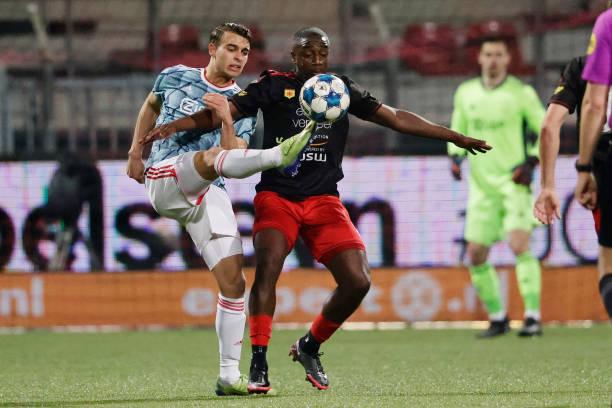 NLD: Excelsior v Jong Ajax - Dutch Keuken Kampioen Divisie